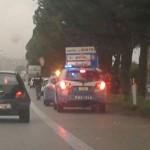 grave incidente alle porte di Palermo sulla A19