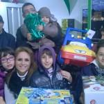 Portare un sorriso ed una speranza anche ai piccoli malati presso l'ospedale San Giacomo Di MOnopoli