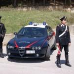 MESSINA:Nucleo Radiomobile Carabinieri
