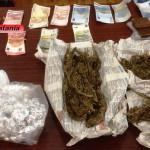 CATANIA: I Carabinieri setacciano il quartierePicanello: 3 arresti, sequestrati  droga e soldi.