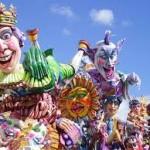Nel periodo della Quaresima, in tutto il mondo, nei paesi di tradizione cristiana, si celebra una festa  gioiosa, il Carnevale