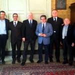 CATANIA: Bianco incontra la delegazione del Movimento Cristiano Lavoratori
