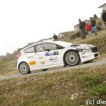 Cimafava di Carpineto (PC) : Ottimo test di RIOLO su Ford alla Ronde delle Miniere