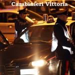 """VITTORIA (RG): CARABINIERI OPERAZIONE """"WEEKEND SICURO"""""""
