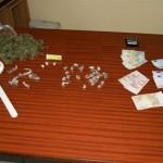 NICOLOSI (CT): Nascondeva in casa droga di ogni tipo