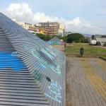 CATANIA: Sopralluogo del sindaco Enzo Bianco in piazzale 'Oceania'