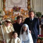 VITTORIA (RG): Il sindaco visita la tavola di San Giuseppe alla scuola Sciascia