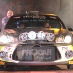 Gioiosa Marea (ME):Pollara – Princiotto su Citroen DS 3 al comando del Rally Torri Saracene