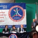 27 Aprile 2015 , la Protezione Civile A.N.A.S. Lazio, prove di evacuazione  presso la scuola elementare in Roma