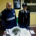 S. CROCE CAMERINA(RG):Supermarket della droga scoperto dai Carabinieri