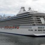 MILAZZO (ME): L'Autorità portuale annuncia l'arrivo di due navi da crociera nel porto