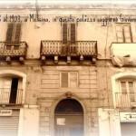 MESSINA: Magie dello stretto davanti casa Pascoli