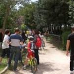 VITTORIA (RG): Nastri abbandonati a San Bartolo. La precisazione di Prelati