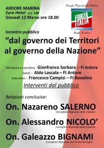 locandida forza italia