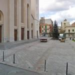 MILAZZO (ME): Interventi di arredo urbano in piazza Duomo