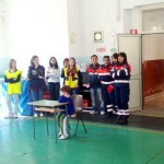 """Ficarazzi, prove di evacuazione dell'istituto comprensivo """"Francesco Paolo Tesauro"""""""