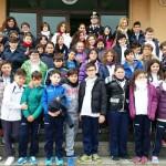 """VITTORIA (RG):Cultura della legalita' i Carabinieri incontrano gli alunni delle 5^elementari dell'istituto """"G. Caruano""""."""