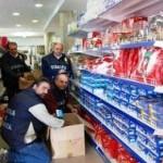 GUARDIA DI FINANZA: Caltanissetta sequestrati 700 prodotti presso un esercizio commerciale gestito da cinesi