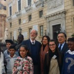 PALERMO: Orlando riceve ambasciatore Colombiano in italia