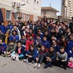 """MODICA (RG): Gli alunni dell' Istituto comprensivo """"Poidomani"""" visitano la caserma dei Carabinieri"""