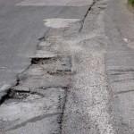 Buche stradali: bandita una gare per la manutenzione ed in programma già un'altra
