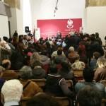 PALERMO: Strage Migranti assemblea tenuta a Palazzo Cefalà