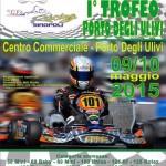 """GIOIA TAURO (RC): KART 09 -10 MAGGIO """"1° TROFEO PORTO DEGLI ULIVI"""""""