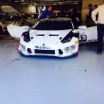 Esordio CST Sport nel Lamborghini Blancpain Super Trofeo con Moscato