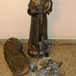 MESSINA: CARABINIERI rinvenute due statue in bronzo