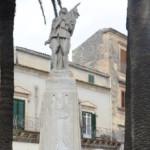 MODICA (RG): Musiche e deposizione di una corona d'alloro al monumento ai caduti