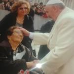 20 maggio , l'A.N.A.S. all'Udienza Generale del Papa in Vaticano: prenota la tua partecipazione
