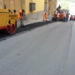 Termini Imerese: Ripristinato il manto stradale di alcune vie cittadine interessate da lavori di manutenzione