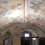 L'A.N.A.S. segnala, alle autorità, l'abbazia di San Silano (o Silvano) per la presenza degli affreschi in fase di deterioramento