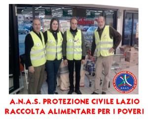 Anas Protez civile Lazio