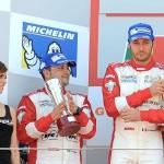 Estoril (P): Podio e Pole per Villorba Corse all'Estoril nel GT Open