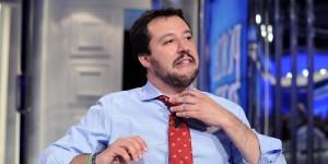 Puntata di Porta a Porta con Matteo Salvini, Maurizio Lupi, Debora Serracchiani e Giovanni Toti