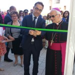 """Inaugurazione della Bcc di Cittanova a Gioia Tauro Il presidente Giuseppe Cosentino: """"Pronti a un nuovo salto culturale"""""""