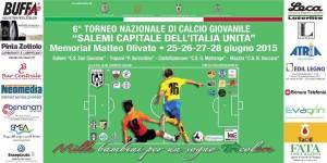 Logo Torneo 'Salemi capitale dell'Italia Unita'
