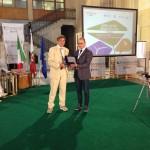 Milano, Prestigioso premio conferito al Presidente Bombino.