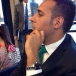L'A.N.A.S fa gli auguri a Fortunato Sculli per la sua nuova nomina a presidente A.N.A.S.  sezione Bruzzano RC