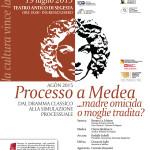 """Dal dramma classico al processo simulato: il 19 luglio a Segesta il """"Processo a Medea"""""""