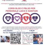"""A.N.A.S. Collesano presenta """"Corsi per personale BLSD e PBLSD per personale laico e sanitario"""""""