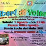 """A.N.A.S. Santa Lucia del Mela presenta """"Liberi di Volare"""""""