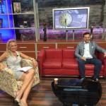 A.N.A.S VENEZIA ha partecipato in una trasmissione pubblica a carattere nazionale in una televisione Macedone
