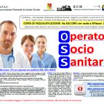 A.N.A.S. apre le iscrizioni al corso di riqualificazione come Operatore Socio Sanitario