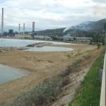 Vietata la balneazione lungo il tratto costiero della zona industriale di Termini Imerese