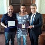 BEACH SOCCER EMMANUELE ZURLO  UN CATANZARESE VICECAMPIONE D'EUROPA