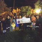 """Grandi risultati per  """"Insieme per un aiuto sottovoce"""", l'Apericena di Solidarietà organizzata da A.N.A.S. Calabria"""