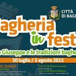 "Appuntamento a Bagheria con ""Bagheria in festa: San Giuseppe e le tradizioni bagheresi"""