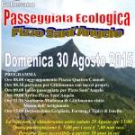 A.N.A.S. Collesano presenta la Passeggiata Ecologica a Pizzo Sant'Angelo